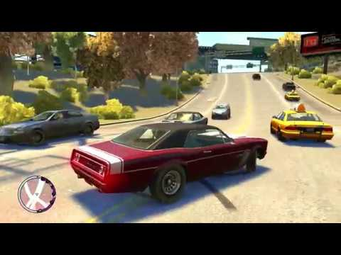 GTA: The Ballad Of Gay Tony (Xbox 360) Free Roam Gameplay [1080p]