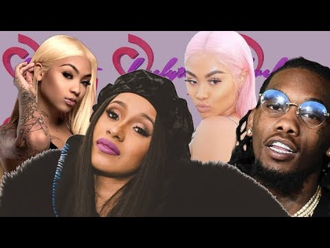 Offset's Sidechick Apologizes To Cardi B~I Didn't Know the Marriage Was Serious! #fullbreakdown