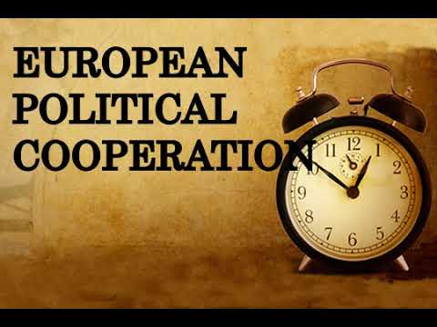 European Political Cooperation