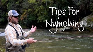Educated Angler - Tips for Nymphing: Mending, Presentation, Grip
