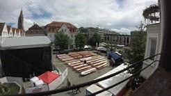 20. Reutlinger Stadtfest - Eröffnungsfeier am Marktplatz