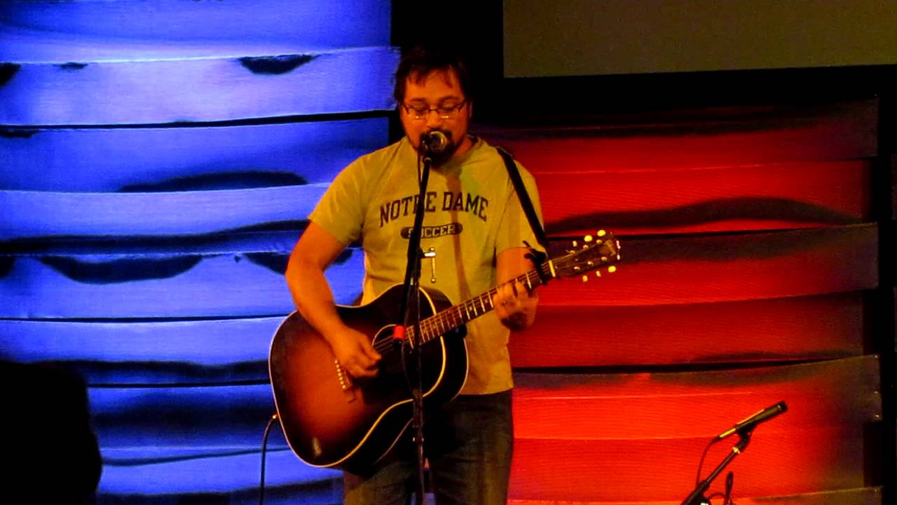 Todd Agnew Elijah Rich Mullins Cover Youtube
