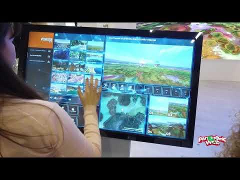 VR Mersin Travel Turkey 2017 Stand