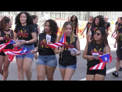 Puerto Rican Day Parade 2017: New York City