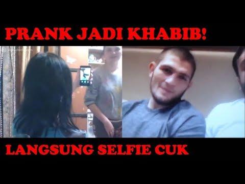 PRANK JADI KHABIB NURMAGOMEDOV DI OME TV!