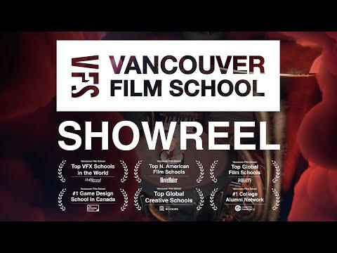 The 2021 VFS Showreel - Vancouver Film School (VFS)