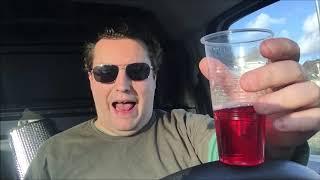 Mercedes Silberpfeil Energy Drink Watermelon Review und Test