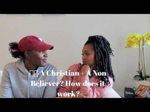 christian dating a non believer