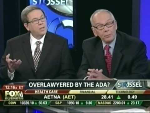 Walter Olson discusses the 20th Anniversary of the ADA