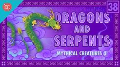 Serpents and Dragons: Crash Course World Mythology #38
