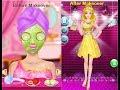 make up Game : Disney Princess Makeover Dress Up Game Pink Princess Dress up games
