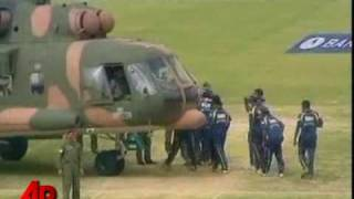 vuclip Sri Lankan Cricket Team Attacked in Pakistan,Lahore(liberty)