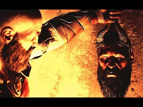 God Of War PS4 - Part 10 : The Smartest Man Alive (kinda...)
