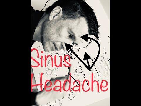 Sinus Headaches (a question from Steve)