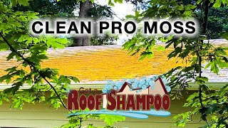 Roof Shampoo® by Clean Pro Moss