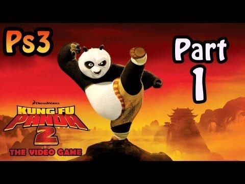 Kung Fu Panda 2: The Video Game (PS3) Walkthrough Part 1
