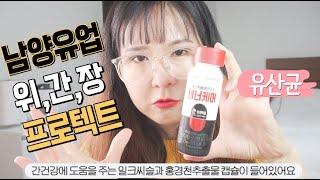 남양유업 포스트바이오틱스 이너케어 프로텍트 불가리스 유…
