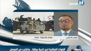 بالفيديو.. استمرار القتال في كركوك وسقوط 15 داعشيًا في المواجهات