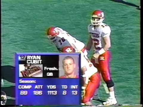 2001 Rutgers at West Virginia