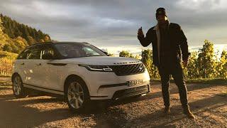 2018 Range Rover Velar D240 AWD SE - Fahrbericht: Der Beau | Review | Test | Testdrive | Vergleich.