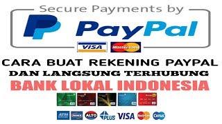 Gambar cover Cara daftar rekening Paypal tanpa kartu kredit