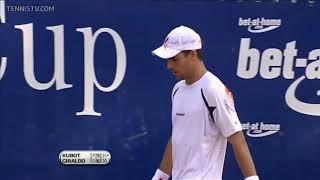 Tennis brutality   70 'hyper speed' forehand winners   Del Potro, González, Nadal, Verdasco and more