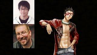 Anime Voice Comparison- Senji Kiyomasa (Deadman Wonderland)