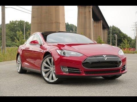 2013 Tesla Model S Review