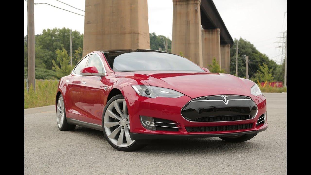 Tesla Model S 2013-2015 Quick Drive