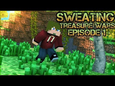 Mcpe The first episode|Sweating on The Hive| Episode 1