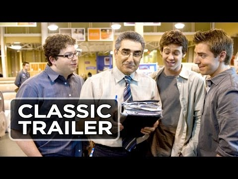American Pie Presents: The Book of Love  Trailer #1  Bug Hall, Eugene Levy Movie 2009 HD