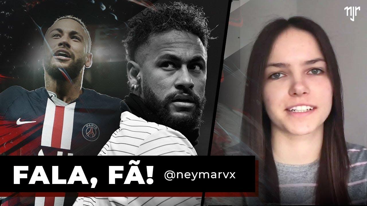 Neymar Jr - Fala, fã! @neymarvx