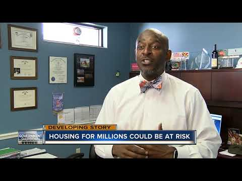 Tampa Bay Section 8 housing vouchers at risk with government shutdown