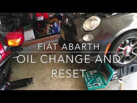 Fiat 500 Oil Service Reset Doovi