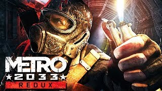 Metro 2033 Redux Gameplay German #02 - Die Schrecken der Tunnel