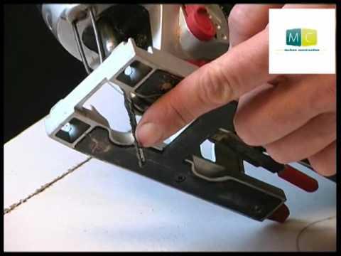 Bricolage la scie sauteuse conseils de pro diy pro - Decouper un plan de travail pour plaque ...