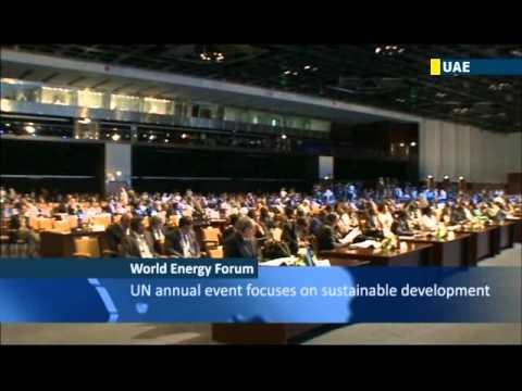 2012 World Energy Forum opens in United Arab Emirates