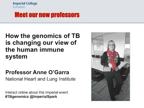How the genomics of TB is changing our view of the human immune system