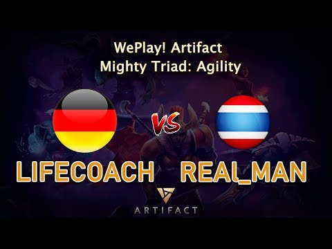 Lifecoach vs Real_MAN vod