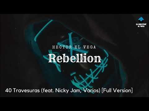 Travesuras (Final Version) | Nicky Jam, Arcangel, De La Ghetto, Zion