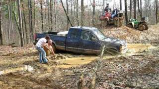 Stuck in the Mud at Aetna