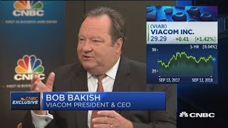Viacom CEO on OTT, future opportunities, CBS's Les Moonves