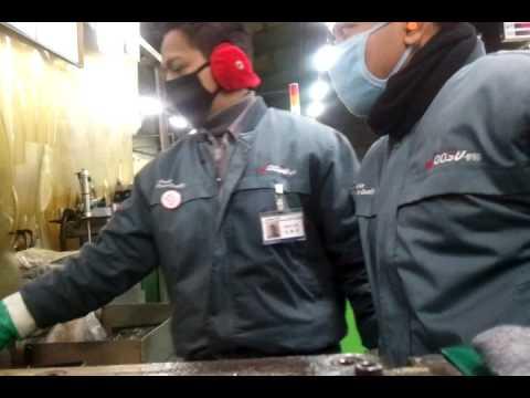 Pabrik spare part mobil KIA dan Hyundai
