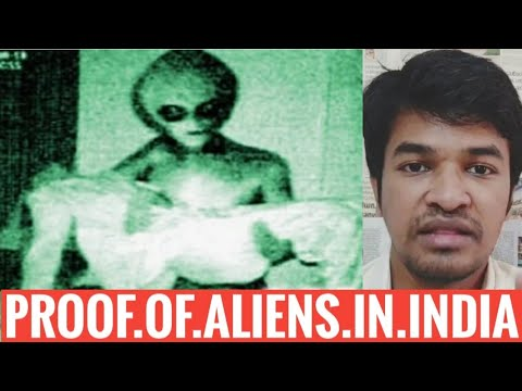 Proof Of Aliens In India | Tamil