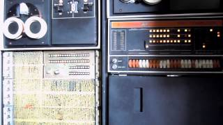 Booting the 4k Monitor on a DEC PDP-8/I from DECtape