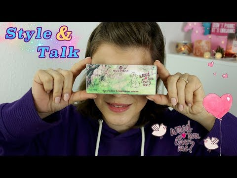 XXL style & talk | First Impression Essence Limited Edition | Wood you love me