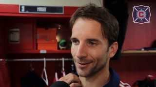 Post Game- Mike Magee Interview