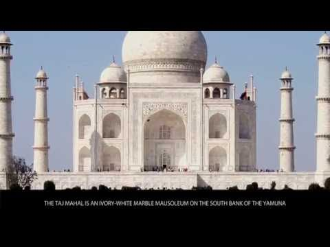 Taj Mahal, India - Tourist Attractions - Wiki Videos by Kinedio