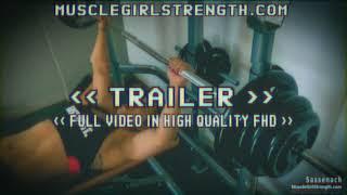 Sassenach train with her super strength