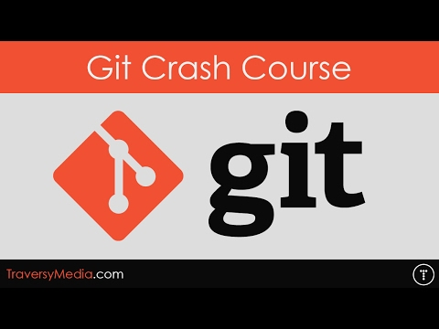 Git & GitHub Crash Course For Beginners